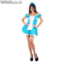 Costume Cenicienta Blu