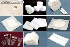 Cotton products for medical use