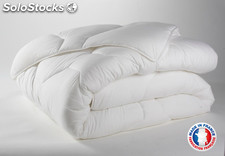 Couette blanche made in france 220X240