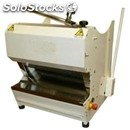 Countertop manual bread slicer mod. sl 4 - painted steel construction - suitable