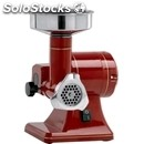 Countertop meat mincer - mod. trca r8i - retro style - production per hour kg 20