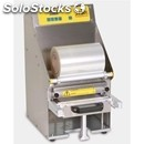 Countertop tray heat sealer - mod. tesis213 - electric - semi-automatic -