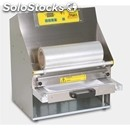 Countertop tray heat sealer - mod. tesis216 - electric - semi-automatic -