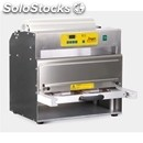 Countertop tray pneumatic heat sealers - mod. tesip - semi-automatic - digital -