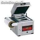Countertop vacuum/gas tray thermo-sealer terra line - mod. tray600lcd -