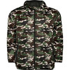 Coupe-vent Homme camouflage forêt nature street collection