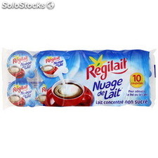 Coupelle 10X7.5G lait concentre non sucre entier gloria