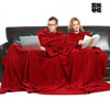 Couverture à Manches Double Adultes Snug Snug Big Twin