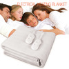 Couverture Chauffante Lit Double Electrical Heating Blanket 160 x 140 cm - Photo 1