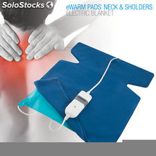 Couverture Électrique eWarm Pads Neck & Shoulders