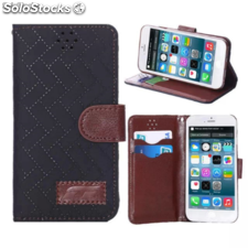 "Cover Custodia Orizzontale Western Vera Pelle 4,7"" Apple Iphone 6"