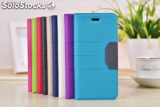 """Cover Custodia Orizzontale Young Vera Pelle 4,7"""" for Apple Iphone 6"""