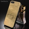 Cover in alluminio+pc per iphone 5/5s