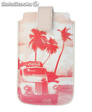 cover per cellulari donna coca cola (30886)