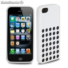 Cover protezione iPhone 5C - White - T2L343-11