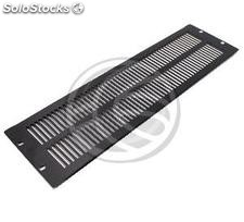 """Cover with grid blank panel for 19\"""" rack 3U (RM28-0002)"""