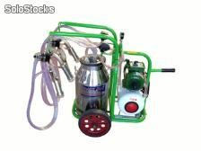 Cow milking machine