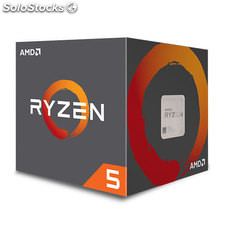 Cpu amd AM4 ryzen 5 1400 4X3.4GHZ/8MB box