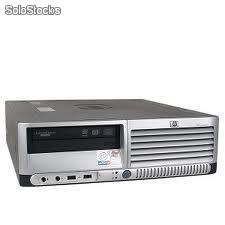 Cpu hp dc7600 piv 3.4ghz 80gb 1gb dvd