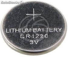 CR1220 3V Lithium Battery (EN54)