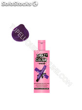 Crazy Color Crema de Color Semi Permanente Hot Purple Nº 62 de 100 ml.