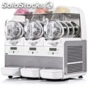 Creamy products machinery/gelato soft-mod. b cream 3-# 3 bowls-# 1 compressor-6