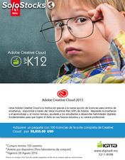 Creative Cloud Educativo