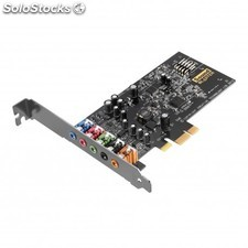 Creative Labs - Sound Blaster Audigy FX 5.1channels PCI-E x1