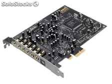 Creative Labs Sound Blaster Audigy Rx Internal 7.1channels PCI-E 70SB155000001