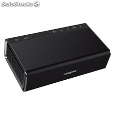 Creative Labs - Sound Blaster Roar Pro 2.1 portable speaker system Negro