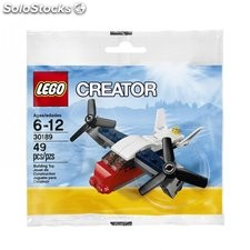 Creator transport plan jeu de construction lego 30189