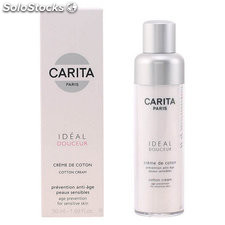 Crema antiedad ideal douceur carita