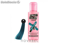 Crema colorante- blue jade n. 67 100ML crazy color