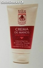Crema de manos concentarda 75ml raiz del traidor