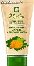 Crema de Manos Natural 50 ml. - Miel y Leche