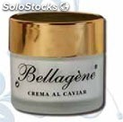 Crema facial al extracto de caviar, 50 ml.