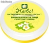 Crema Facial Natural 75 ml. - 4 Tipos
