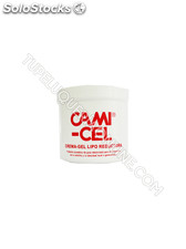 Crema-Gel Lipo Reductora 500 ml.
