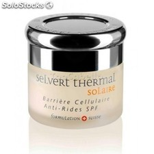 Crema solar selvert thermal solaire barriere cellulaire anti-rides