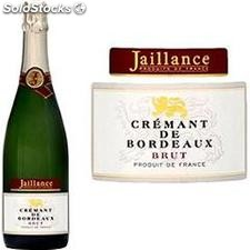 Cremant bordeaux brut 75CL