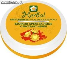 Cremas Faciales Naturales 75 ml. - 4 Tipos