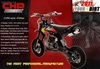 CRF50 style Pitbike - PitStar