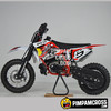 cross réplica ktm 50CC