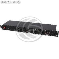 Crossover Stereo 3 mono audio 2 CR223 rack (XS31)