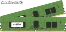 Crucial 8GB kit DDR4 2133 mt/s 4GBx2 rdimm 288pin x8 ecc Reg sr