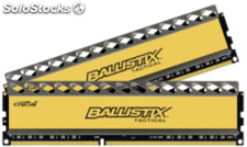 Crucial BallistixTactical 8GBkit DDR3 4GBx2 PC3-12800 1600 240pin