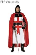 Crusader knight medieval costume