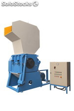 Crusher, brand Prat P-10, open rotor of 1000 x 900 mm