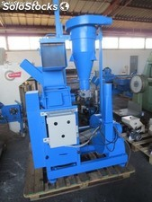 Crusher, of the brand Piovan, with cutting chamber of 220 x 220 mm, motor 4 kW