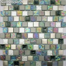 crystal glass mosaic-fa series